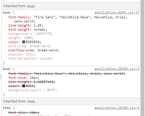 Change Default Font - Technical assistance - Zammad - Community